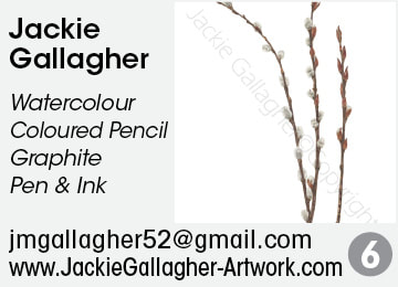 Jackie Gallagher LAT artist