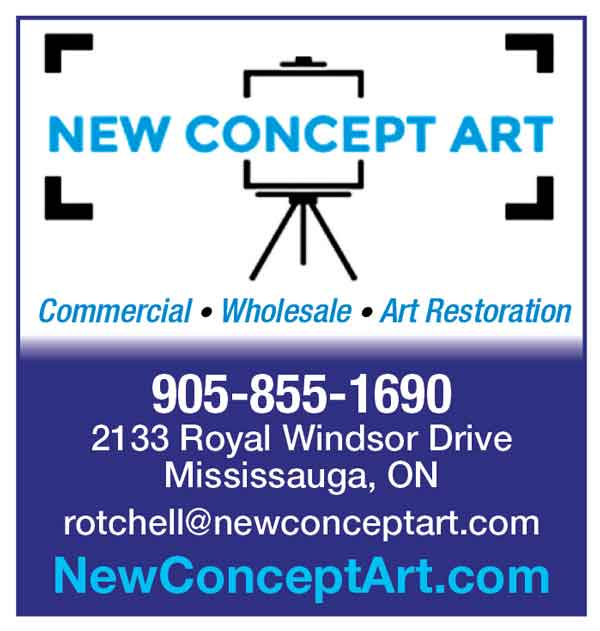 New Concept Lakeshore Art Trail ad 2017