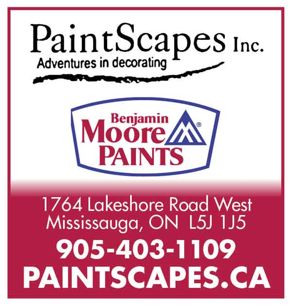 PaintScapes Lakeshore Art Trail ad 2017