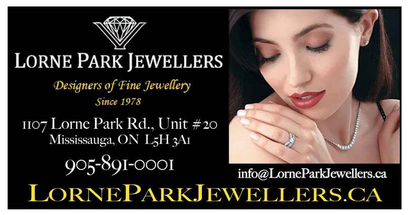 Lorne Park Jewellers Lakeshore Art Trail ad 2017