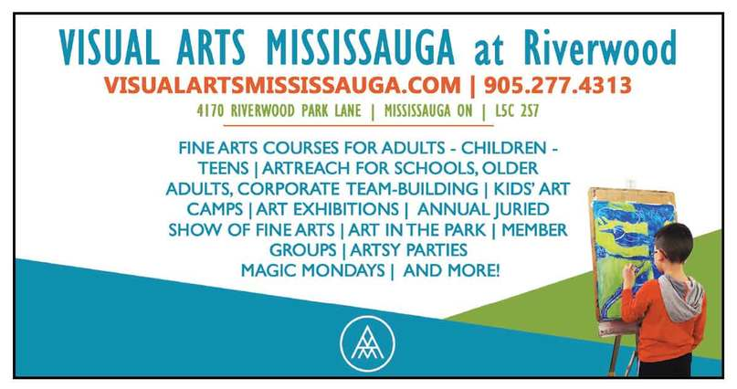 VAM Lakeshore Art Trail ad 2017